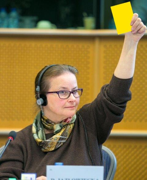 Danuta Jazłowiecka koordynuje w PE prace nad projektem dyrektywy wdrożeniowej dot. delegowania pracowników
